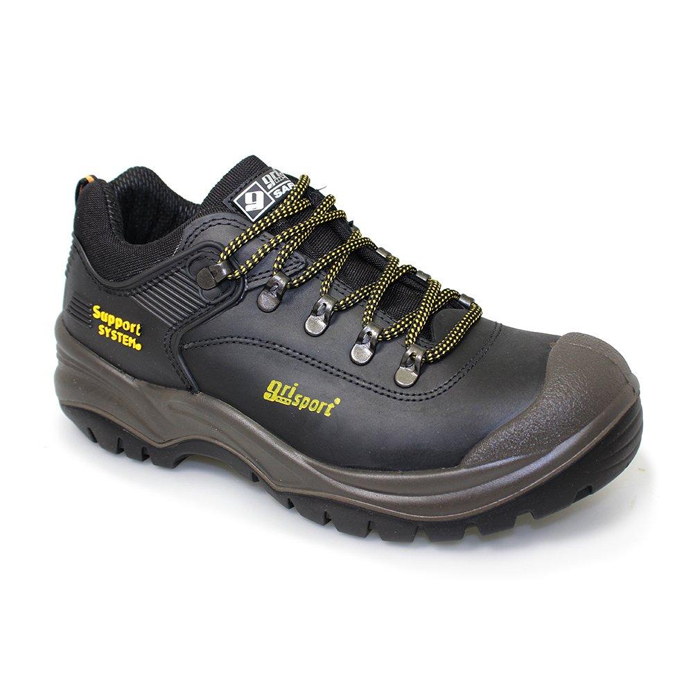 Gri Sport Worker Safety Shoe